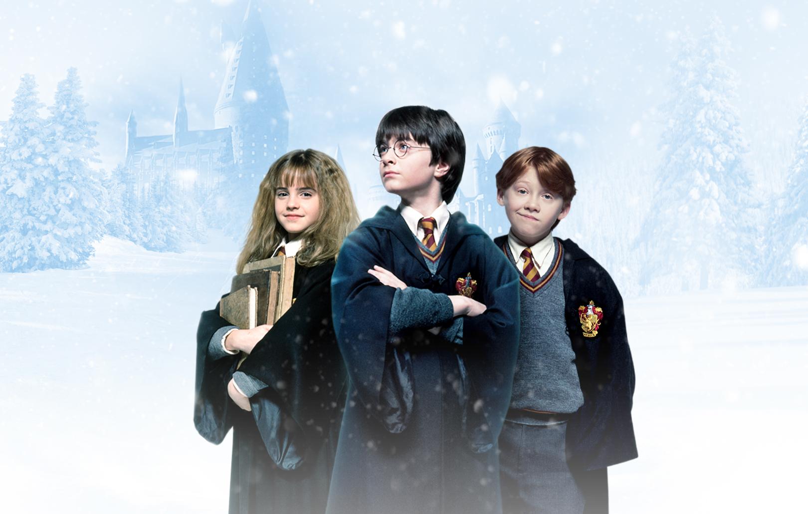 Гарри Поттер: все части