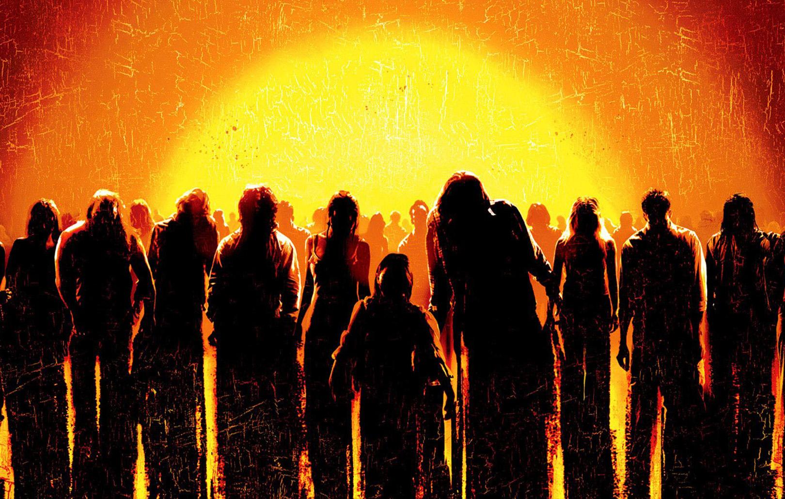 Фильмы и сериалы про зомби