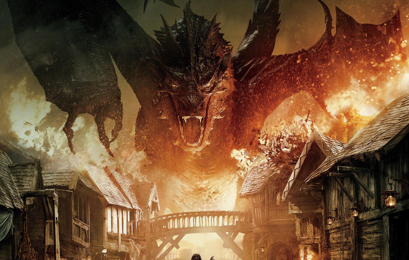 Фильмы и сериалы про драконов