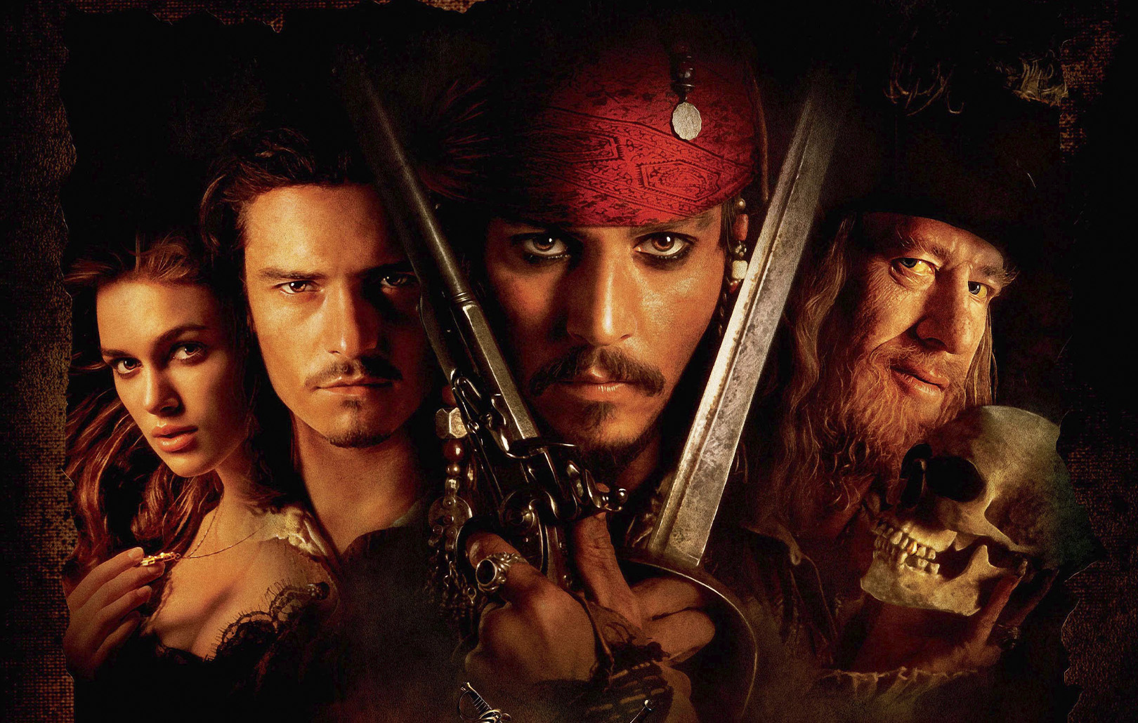 Пираты Карибского моря: все части