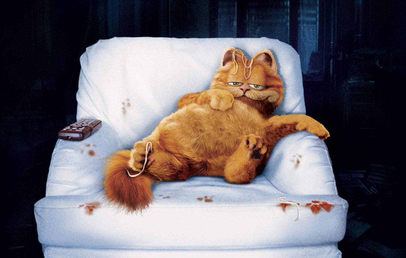 Фильмы и мультфильмы про котов