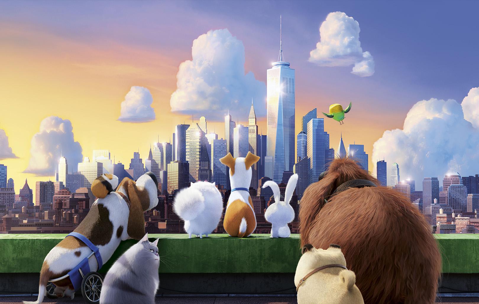 Фильмы и сериалы про Нью-Йорк