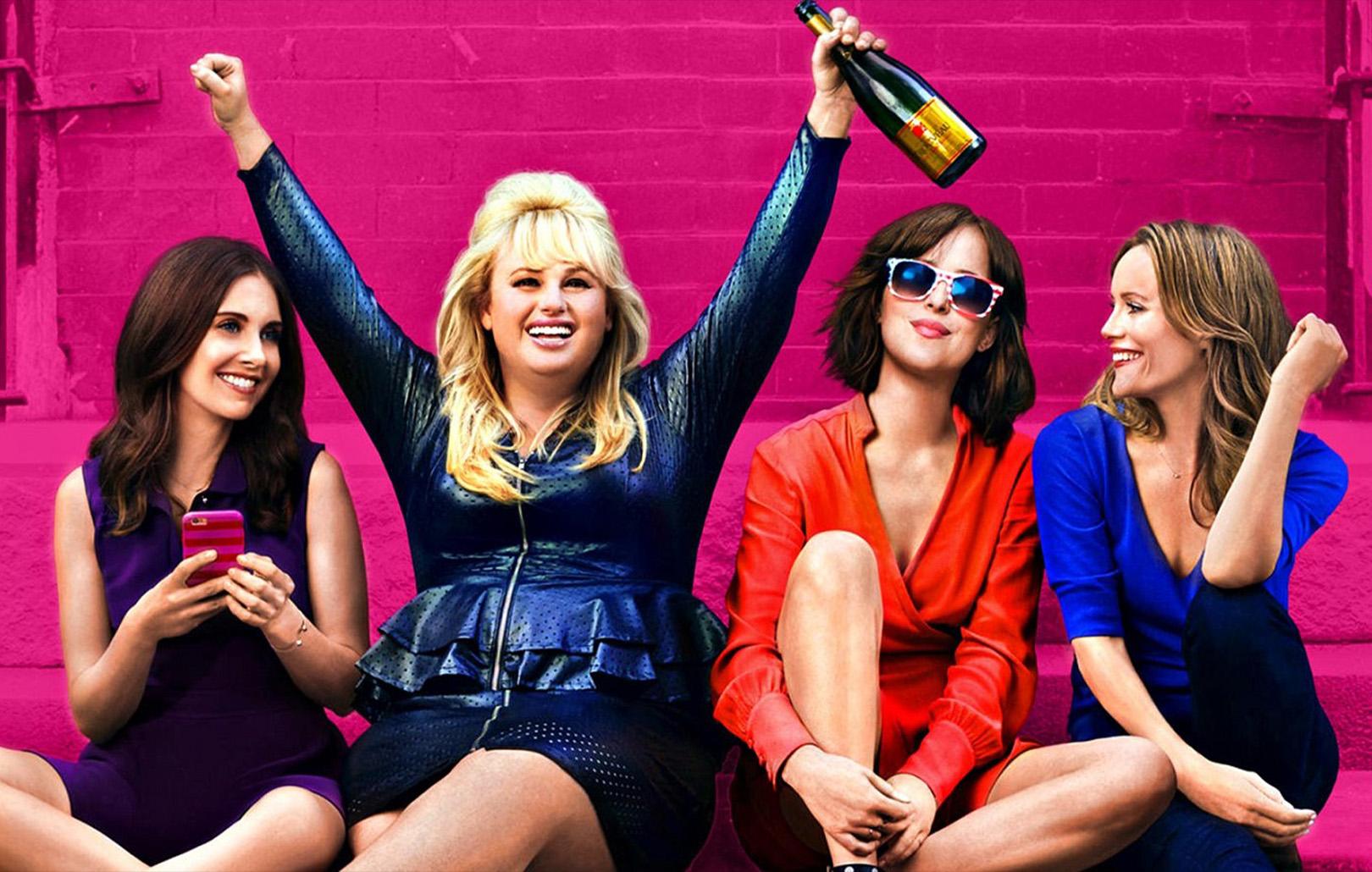 Фильмы о женской дружбе