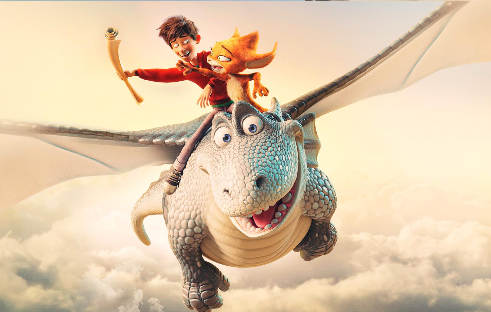 Фильмы про драконов для детей