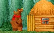 Медведь Шёл Через Гору