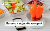 Баланс калорий; Инструменты подсчета калорийности питания
