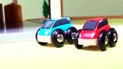 Мультик про машинки: Автосервис и парковка в городе Брио