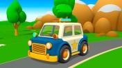Мультфильм про машины: Специальная техника: Презентации для детей