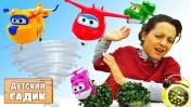 Детский сад Капуки Кануки - Джетт и Супер Крылья