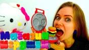 Видео для девочек: Хелло Китти в Магазине игрушек