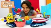 Детский сад Капуки Кануки: 2 смена - Видео для детей: Элаяс и друзья. Детский сад.
