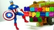 Капитан Америка в Магазине игрушек - Видео для детей