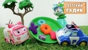 Детский сад Капуки Кануки: 2 смена - Робокары в садике.