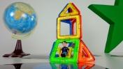 Делаем ракету и изучаем планеты! Видео для детей.