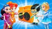 Мультик из игрушек Сказочный патруль - Машины сказки для детей. Сборник видео