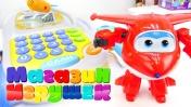 Магазин игрушек - Джетт и супер крылья