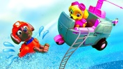 Щенячий патруль - Приключение в аквапарке. Мультик из игрушек