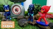 Детский сад Капуки Кануки - Герои в масках и соревнования