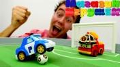 Магазин Игрушек -  Поли и его друзья машинки