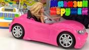 Барби в магазине игрушек - Видео для девочек - Куклы Барби