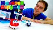 Супер Крылья - Джетт и его друзья в Магазине игрушек