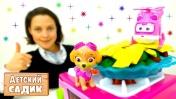 Детский сад Капуки Кануки: 2 смена - Шарлотка из Плей До