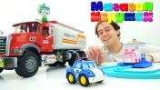 Робокар Поли - Магазин игрушек - Бензовоз для города Брумс