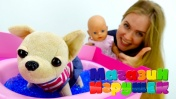 Магазин игрушек - Бебибон Эмили и Подружка