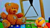 Уроки музыки для детей. Музыкальные инструменты. Треугольник