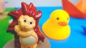 Мультики для маленьких. Кораблик для Ежика. Видео для детей.