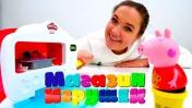 Свинка Пеппа покупает подарок маме - Магазин игрушек