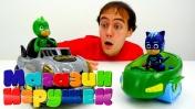 Магазин игрушек - Герои в масках покупают машинки