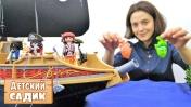 Детский сад Капуки Кануки - Видео для детей - Пираты