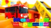 Магазин игрушек - Машинки из мультика Автобус Тайо