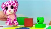 Мультик для малышей: Учим формы, фигуры и цвета