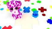 Развивающий мультик для малышей: Фигуры и цвета для детей