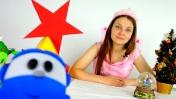 Видео для детей: Грузовичок Лёва и первый снег.