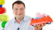 Свинка Пеппа и новая машинка. Видео для детей