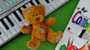 Уроки музыки с Дашей и Мишей. Колыбельная для Мишки