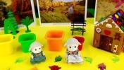 Развивающие мультики для детей. Времена года. Осень