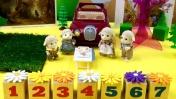 Мультики для детей. Времена года. Лето. Едем на пикник