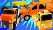 Большой сборник видео про машинки! Специально для мальчиков