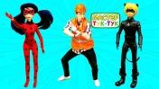 ТукТук Шоу - Игрушки Леди Баг и Супер кот