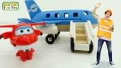 ТукТук Шоу - Видео с игрушками - Супер Крылья в аэропорту