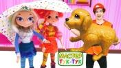 ТукТук Шоу - Куклы Сказочный Патруль - Мультики для девочек.