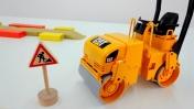 Игры для мальчиков - Машинки для детей - Строим дорогу