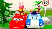 Мультики про машинки - Маквин и правила дорожного движения