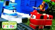 ТукТук Шоу - Видео игрушки - Детская железная дорога