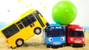 Приключения Тайо маленький автобус - Мультики про машинки