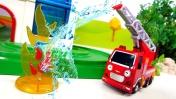Машинки для мальчиков - Развивающий мультфильм - Машины-помощники